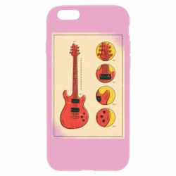 Чохол для iPhone 6/6S Гітара
