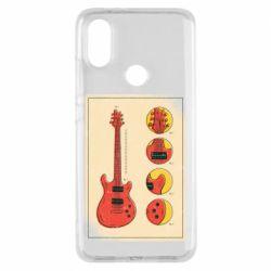 Чохол для Xiaomi Mi A2 Гітара