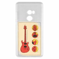 Чохол для Xiaomi Mi Mix 2 Гітара