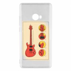 Чохол для Xiaomi Mi Note 2 Гітара