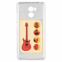 Чохол для Xiaomi Redmi 4 Гітара