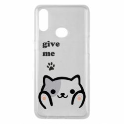 Чохол для Samsung A10s Give me cat