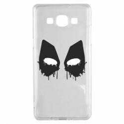 Чехол для Samsung A5 2015 Глаза Deadpool - FatLine