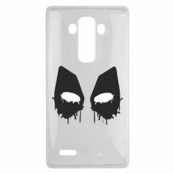 Чехол для LG G4 Глаза Deadpool - FatLine