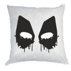 Подушка Глаза Deadpool - FatLine