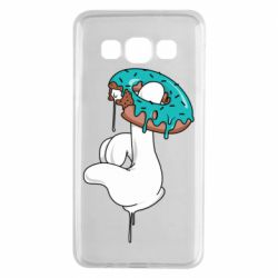 Чехол для Samsung A3 2015 Glove and donut
