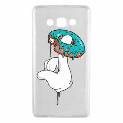 Чохол для Samsung A7 2015 Glove and donut