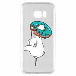 Чохол для Samsung S7 EDGE Glove and donut