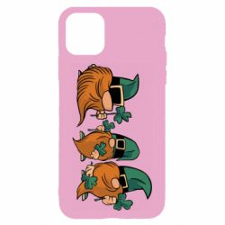 Чохол для iPhone 11 Gnomes and clover