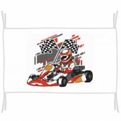 Флаг Go Cart