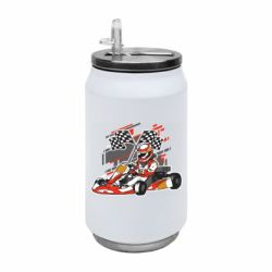 Термобанка 350ml Go Cart