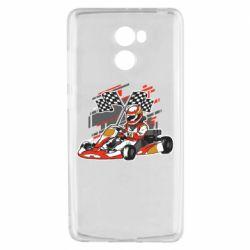 Чехол для Xiaomi Redmi 4 Go Cart