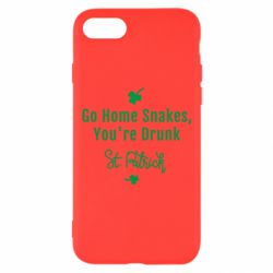 Чохол для iPhone 8 Go home shakes, youre drunk St. Patrick - FatLine