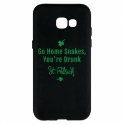Чохол для Samsung A5 2017 Go home shakes, youre drunk St. Patrick