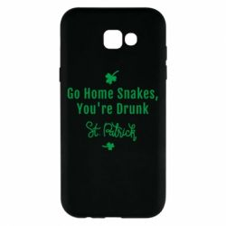 Чохол для Samsung A7 2017 Go home shakes, youre drunk St. Patrick