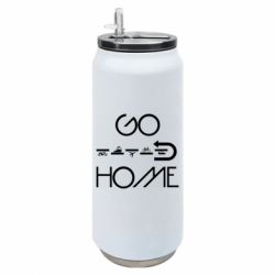 Термобанка 500ml GO HOME