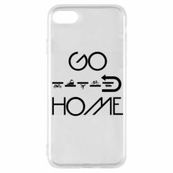 Чехол для iPhone 7 GO HOME