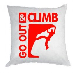 Подушка Go out & Climb - FatLine