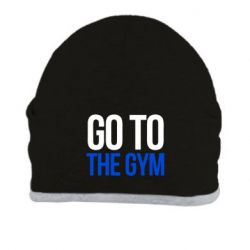 Шапка GO TO THE GYM - FatLine