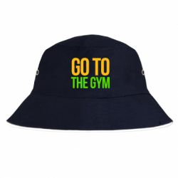 Панама GO TO THE GYM
