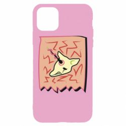 Чехол для iPhone 11 Goat Head