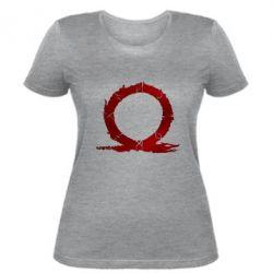 Жіноча футболка God Of War Circle