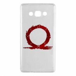 Чохол для Samsung A7 2015 God Of War Circle