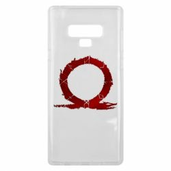 Чохол для Samsung Note 9 God Of War Circle