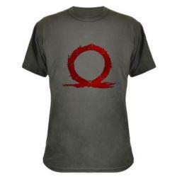 Камуфляжна футболка God Of War Circle