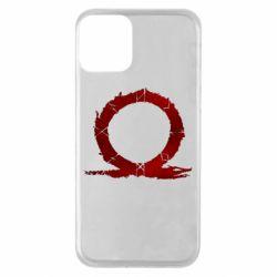 Чохол для iPhone 11 God Of War Circle