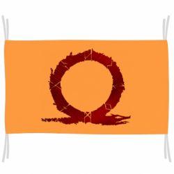 Прапор God Of War Circle