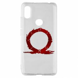 Чехол для Xiaomi Redmi S2 God Of War Circle