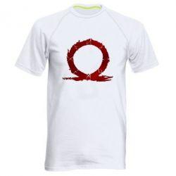 Чоловіча спортивна футболка God Of War Circle