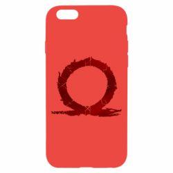 Чохол для iPhone 6/6S God Of War Circle