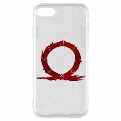 Чохол для iPhone 7 God Of War Circle