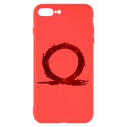Чохол для iPhone 8 Plus God Of War Circle