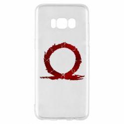 Чохол для Samsung S8 God Of War Circle