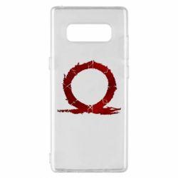 Чохол для Samsung Note 8 God Of War Circle