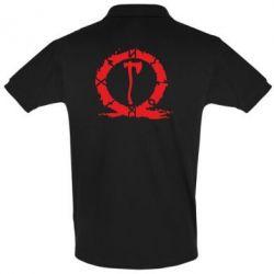 Футболка Поло God Of War Logo