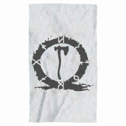 Рушник God Of War Logo
