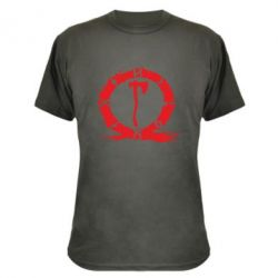 Камуфляжна футболка God Of War Logo