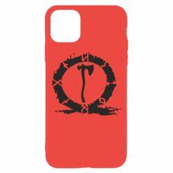 Чохол для iPhone 11 Pro God Of War Logo