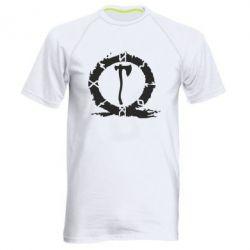 Чоловіча спортивна футболка God Of War Logo