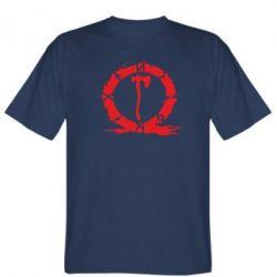 Чоловіча футболка God Of War Logo
