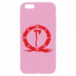 Чохол для iPhone 6/6S God Of War Logo