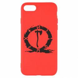 Чохол для iPhone 7 God Of War Logo