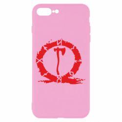 Чохол для iPhone 8 Plus God Of War Logo