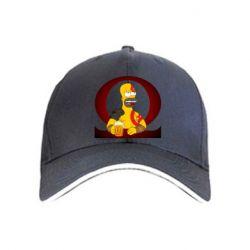 Кепка God of war: Simpson