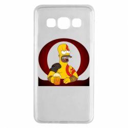 Чохол для Samsung A3 2015 God of war: Simpson