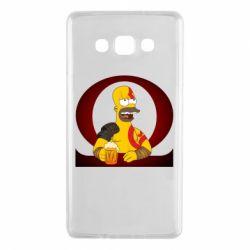 Чохол для Samsung A7 2015 God of war: Simpson